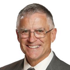Pat Lusk, Treasurer
